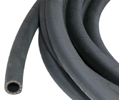 Click to enlarge - Medium pressure hose for hydraulic service lines. Used also for general oil delivery and compressed air.
