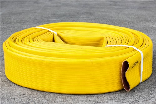 Click to enlarge - The revolutionary 4 layer fire hose. This outstanding fire hose is resistant to just about everything you can throw at it!