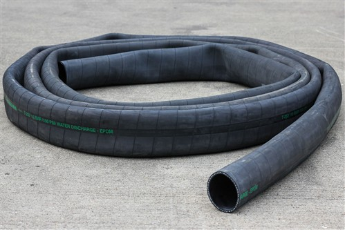 Click to enlarge - Standard mandrel built air hose for applications less demanding than for types 1240 and 1220. Also suitable for water. This hose is tough and yet pliable and is available in a good size range.