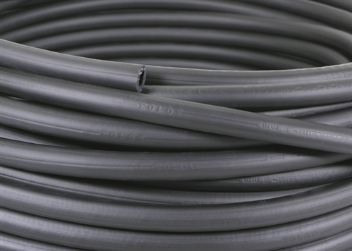Click to enlarge - Constant pressure, multi purpose oil/fuel delivery hose. This is a very flexible hose with a designed pressure rating of 25 bars across the size range. This hose can be used with unleaded and biofuels.