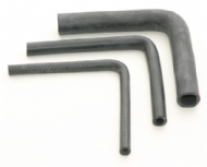 Click to enlarge - Radiator hose for low pressure water delivery, resistant to Glycols etc. Used in under bonnet applications and on test beds.
