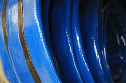 Click to enlarge - Extremely robust layflat hose designed for the most arduous conditions found in off-shore and bunkering applications.