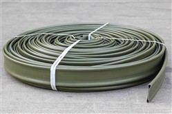 Click to enlarge - Very tough yet flexible polyurethane layflat hose deisgned to meet the requirements of many applications. The hose fully approved to KTW standards, it also has two externally bonded earthing wires attached to the cover. Designed for transfer of hydrocarbons, chemicals and drinking water.